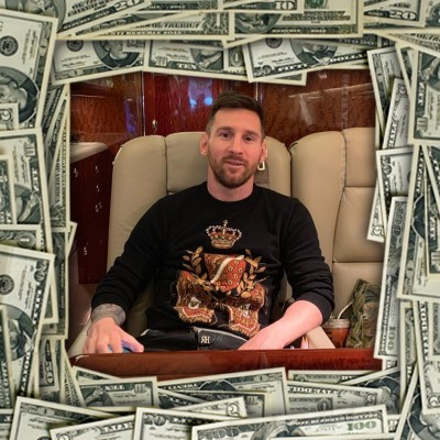Lionel Messi tops 2019 Forbes World's Highest Paid Athletes list