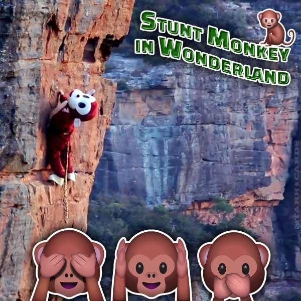 Lucky Chance aka Stunt Monkey free solos Wonderland