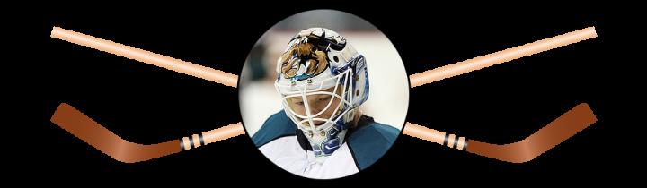 Manitoba Moose goalie Cory Schneider