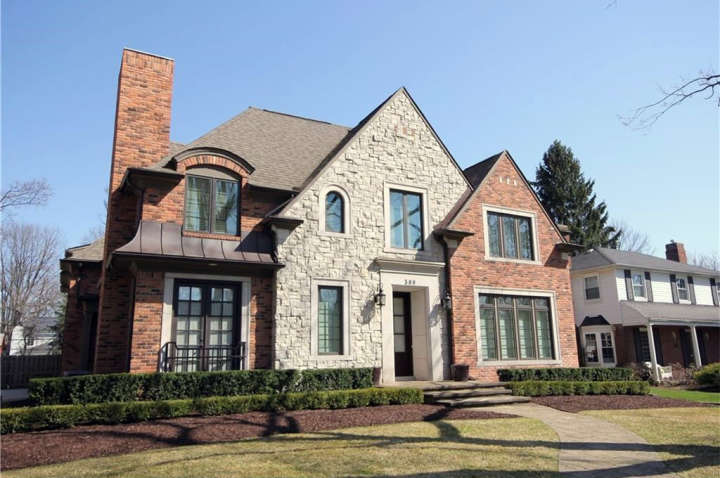 Miguel Cabrera's house for sale: Photo of front