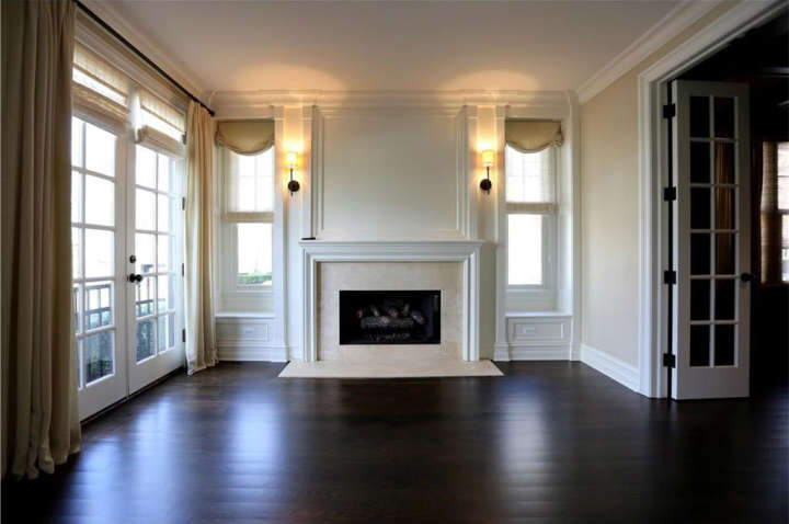 Miguel Cabrera's house for sale: Photo of living room