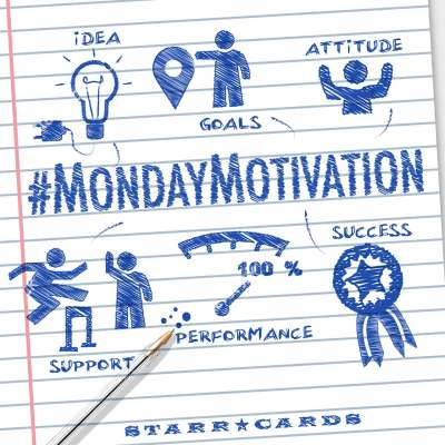 Monday Motivation: Overcoming obstacles to reach new heights