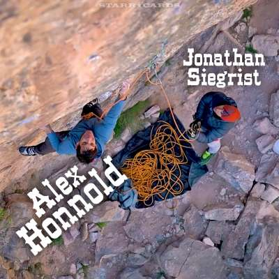 Monday Motivation: Rock climbers Alex Honnold, Jonathan Siegrist work on weaknesses
