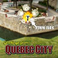 MTB racer Finn Iles blasts off in Quebec City