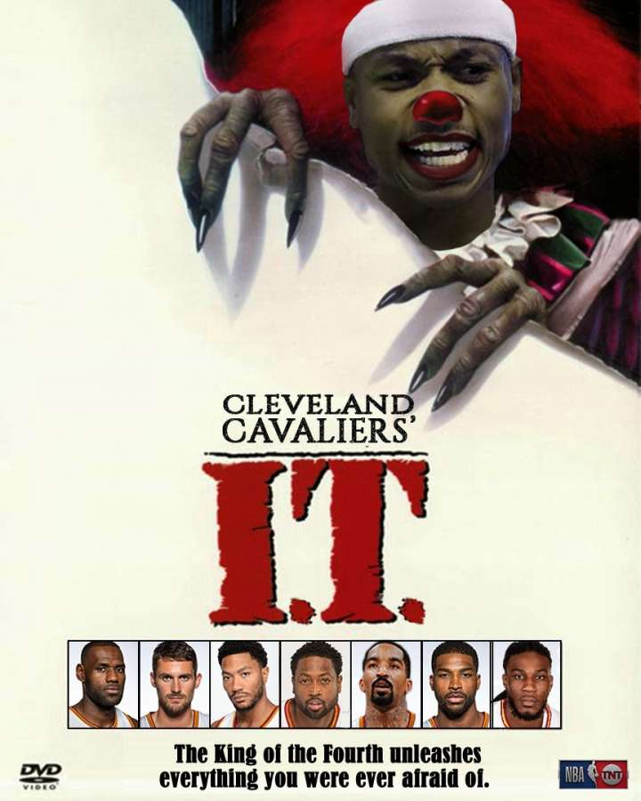 NBA Movie Remakes: Isaiah Thomas in 'Cleveland Cavalier's I.T.'