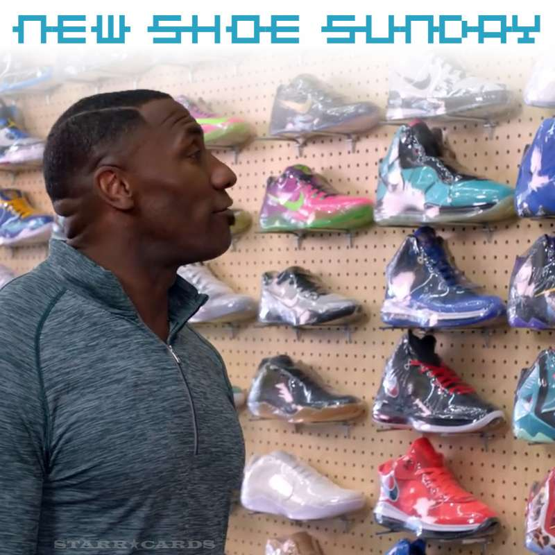 New Shoe Sunday: Shannon Sharpe shops for Nikes in Los Angeles