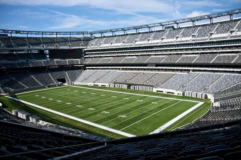 New York Giants' MetLife Stadium
