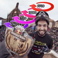 Nicholi Rogatkin sends first ever MTB 1440 in competition