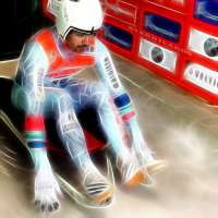 "Olympic luger Shiva Keshavan is ""India's Fastest Man"""