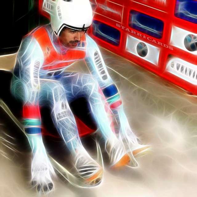"""Olympic luger Shiva Keshavan is """"India's Fastest Man"""""""
