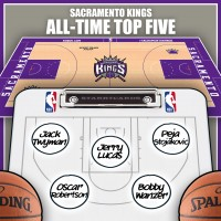 Oscar Robertson leads Sacramento Kings all-time top five by Win Shares