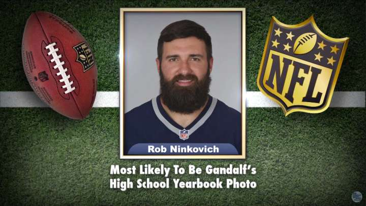 Patriots' Rob Ninkovich makes the list on Tonight Show Superlatives