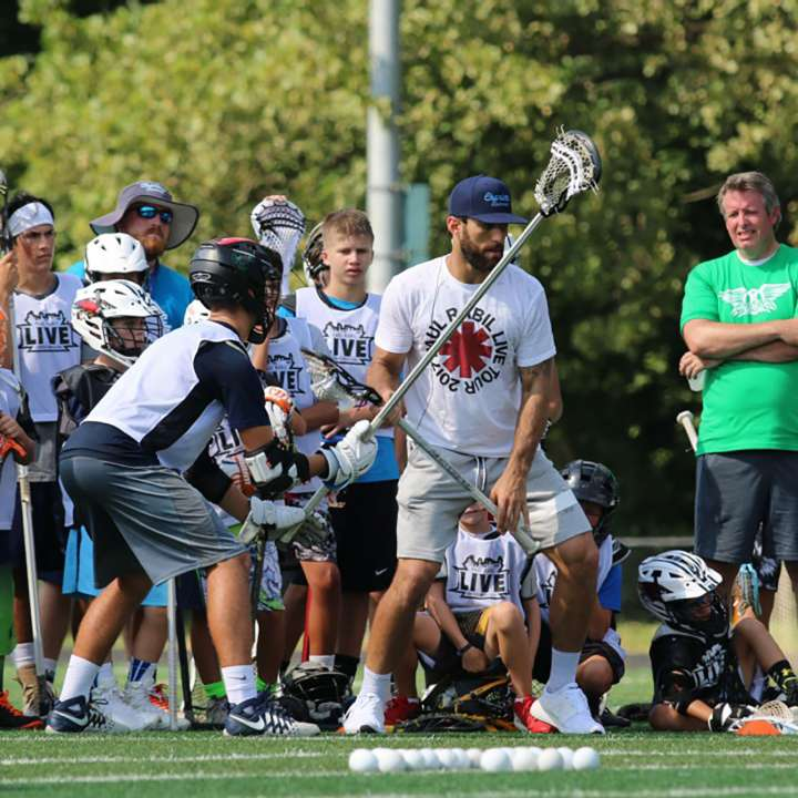 Paul Rabil Tour 2017 brings love for lacrosse to Charlotte, North Carolina