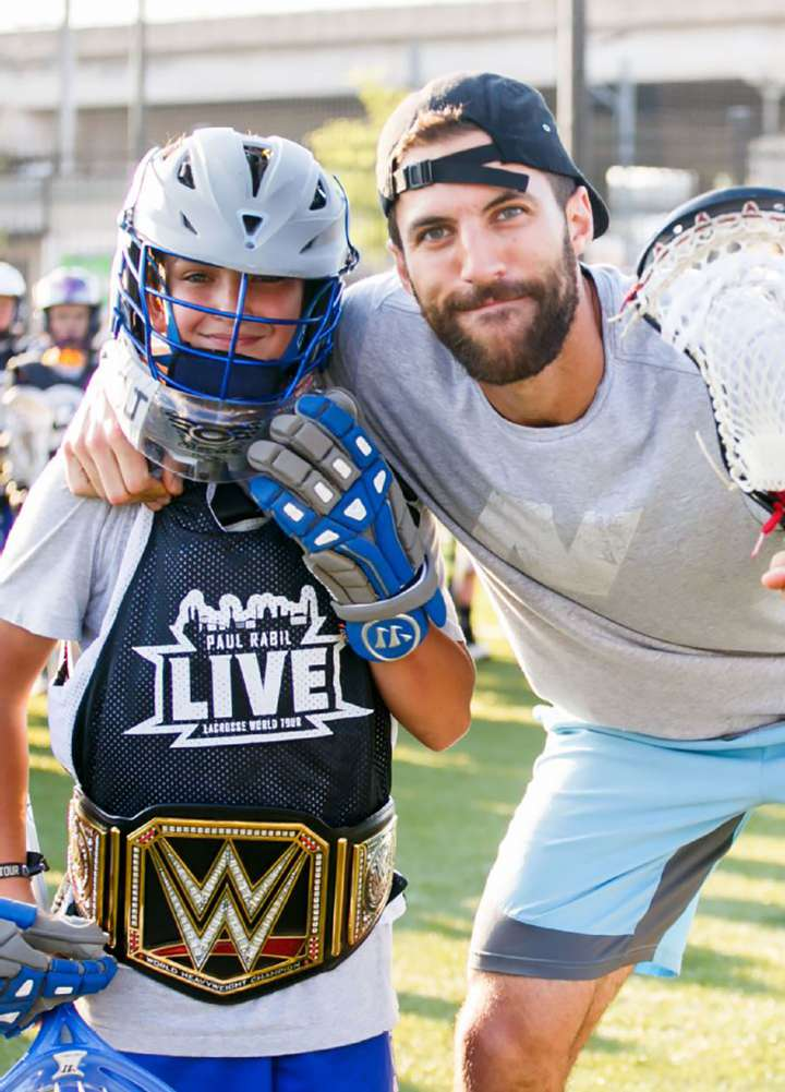 Paul Rabil Tour 2017 brings love for lacrosse to Denver, Colorado