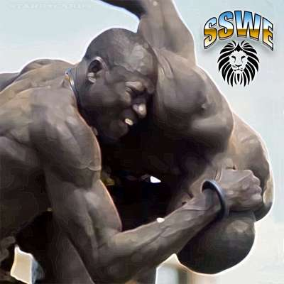 Peter Biar Ajak presents South Sudan Wrestling Entertainment