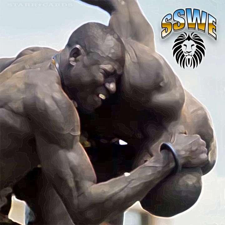 Peter Biar Ajak presents South Sudan Wrestling Entertainment