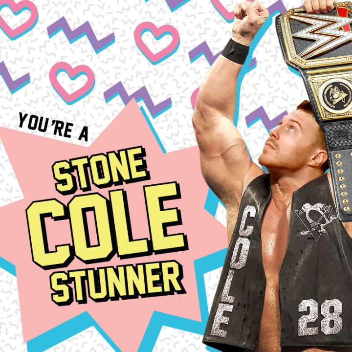 Pittsburgh Penguins Valentine from Ian Cole