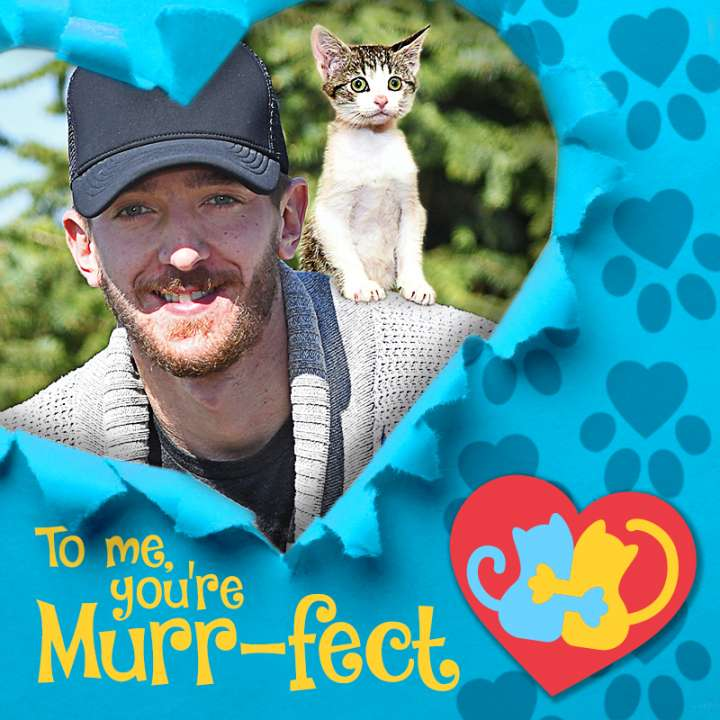 Pittsburgh Penguins Valentine from Matt Murray