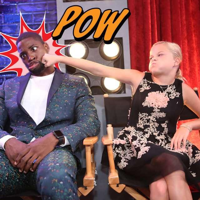 Preacher Lawson gets KO'd by Darci Lynne on 'America's Got Talent'