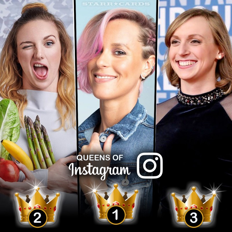 Queens of Swimming: Federica Pellegrini, Katinka Hosszu, Katie Ledecky tops in followers among swimmers