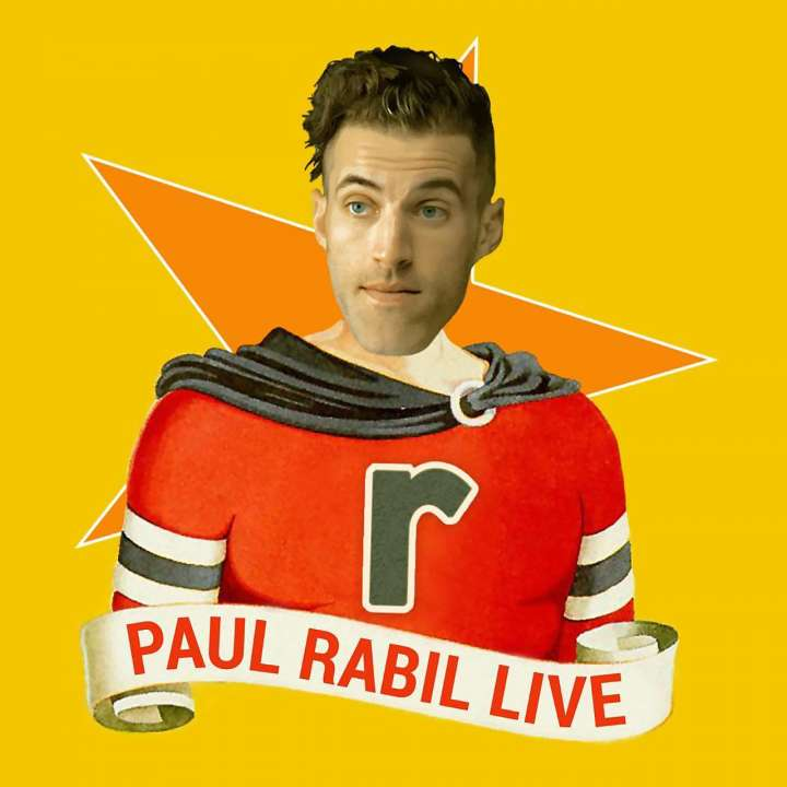 Rabil Tour parody of 'Evil Empire' album cover from Rage Against the Machine