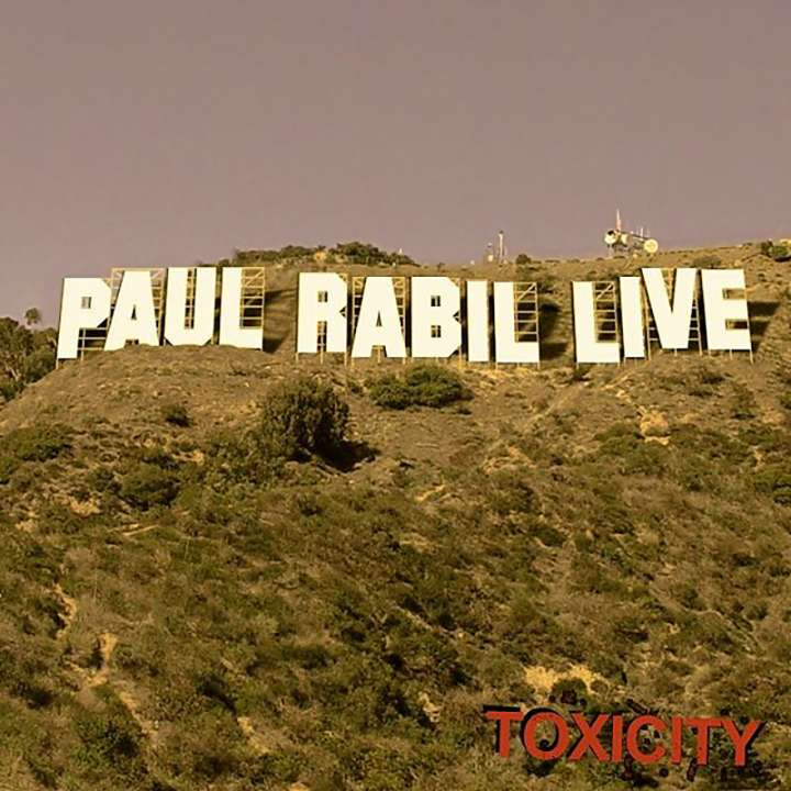 Rabil Tour parody of 'Toxicity' album cover from System of a Down