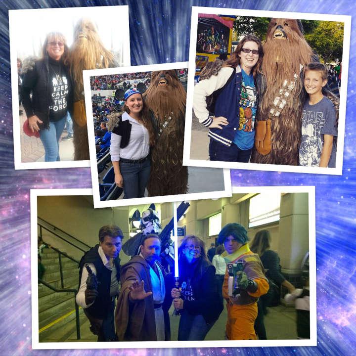 RC Quakes Star Wars Night