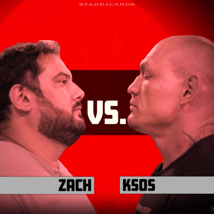Regular folk try to punch a UFC fighter: Zach vs KSOS