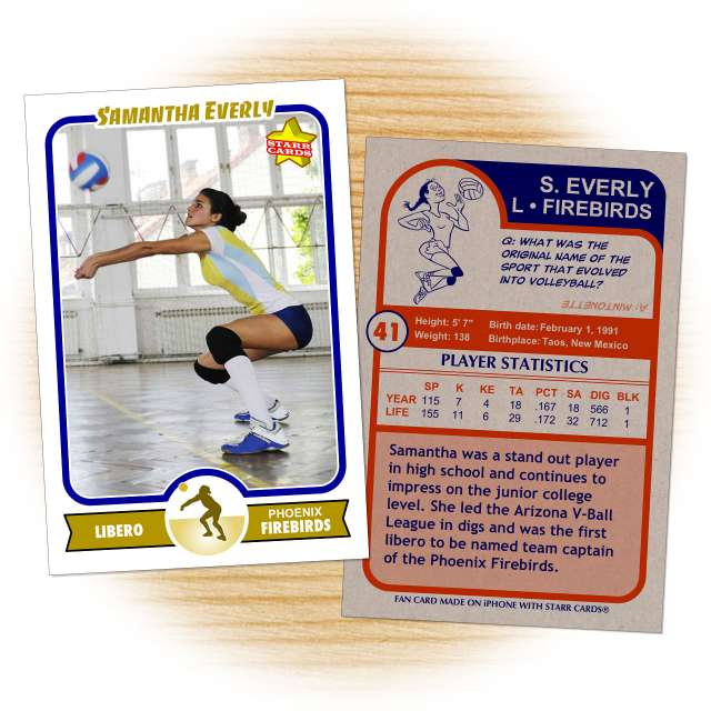 Starr Cards | Custom Sports Cards, Sports News & Stories
