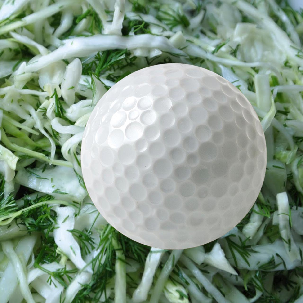 Rory McIlroy cole slaw bunker