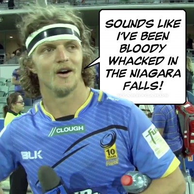 Western Force rugby star Nick Cummins' best quotes