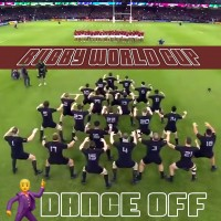Rugby World Cup 2015 Dance Off starring All Blacks, Samoa and the Springboks