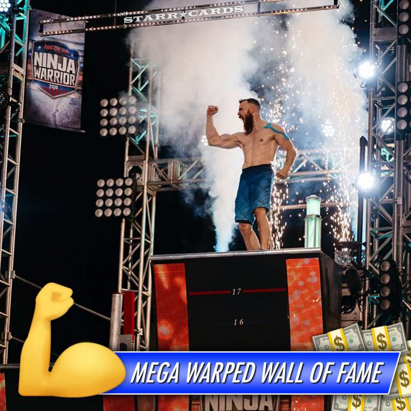 Ryan Stratis joins ANW's Mega Warped Wall of Fame