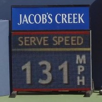 Sabine Lisicki sets new tennis serve speed record at 131 mph