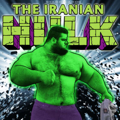 "Sajad Gharibi aka ""Iranian Hulk"" could revive old WWE storyline"