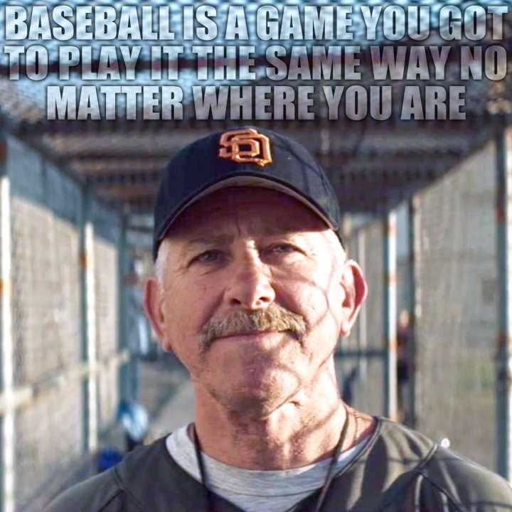 San Quentin Giants prison baseball team