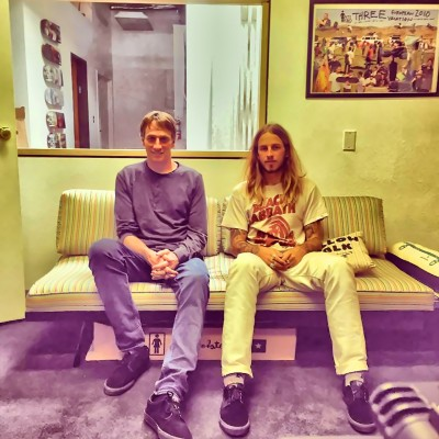 Skater Generations: Tony Hawk and son Riley Hawk