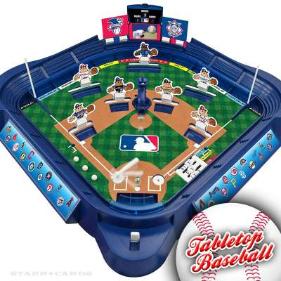 Slammin' Sluggers tabletop baseball game from Merchant Ambassador