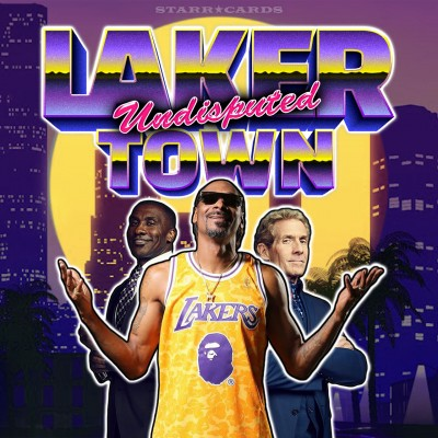Snoop Dogg - Laker Town: UNDISPUTED ft. Drip Bayless, MC Shannon Sharpe