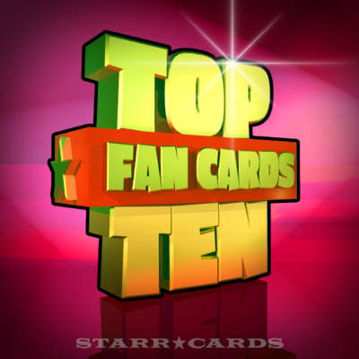 Starr Cards Top Ten Fan Cards 02