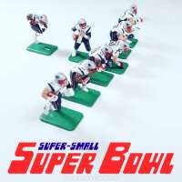 Super-Small Super Bowl: Electric football taken to the next level