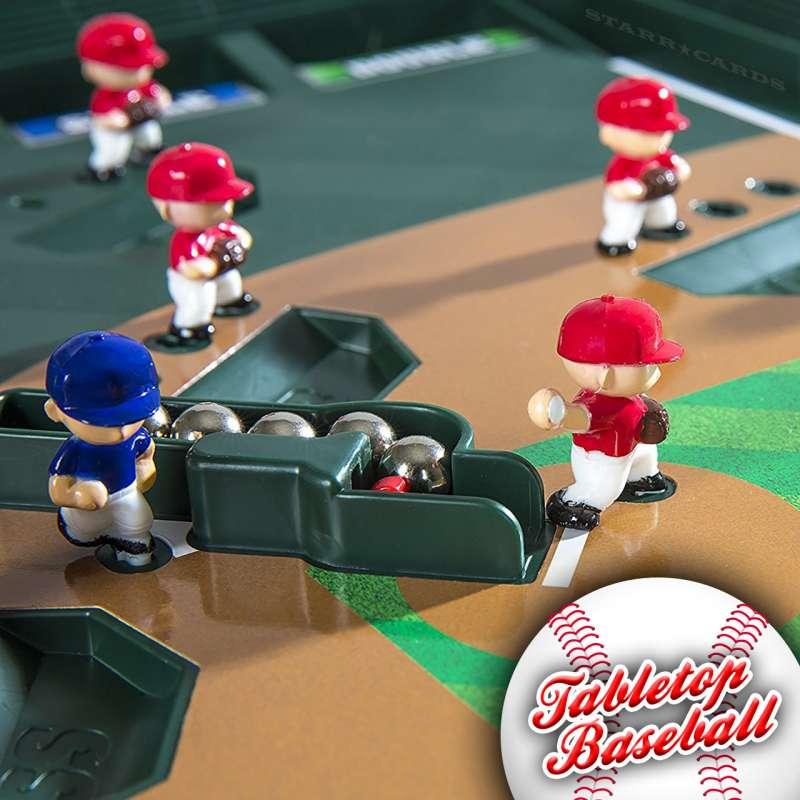 Super Stadium tabletop baseball game from International Playthings Game Zone