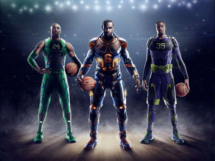 Superhero Elite Series from Nike Basketball
