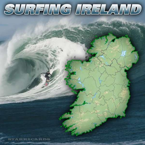Surfing Ireland: Surfers find joy in the Emerald Isle's unpredictable waves