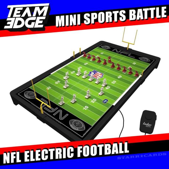 Team Edge Mini Sports Battle: NFL Electric Football