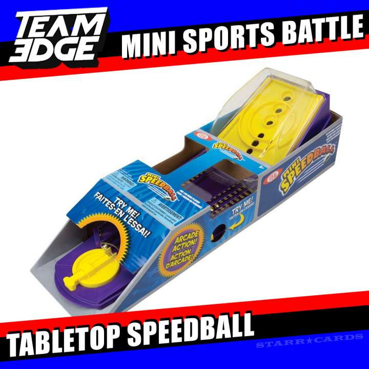 Team Edge Mini Sports Battle: Tabletop Speedball