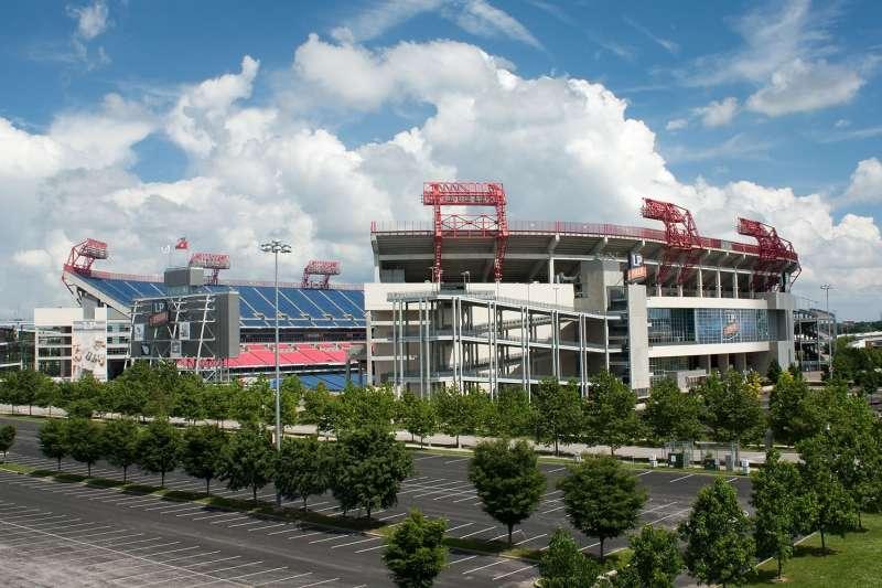 Tennessee Titans' Nissan Stadium