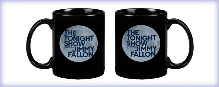 'The Tonight Show Starring Jimmy Fallon' mugs