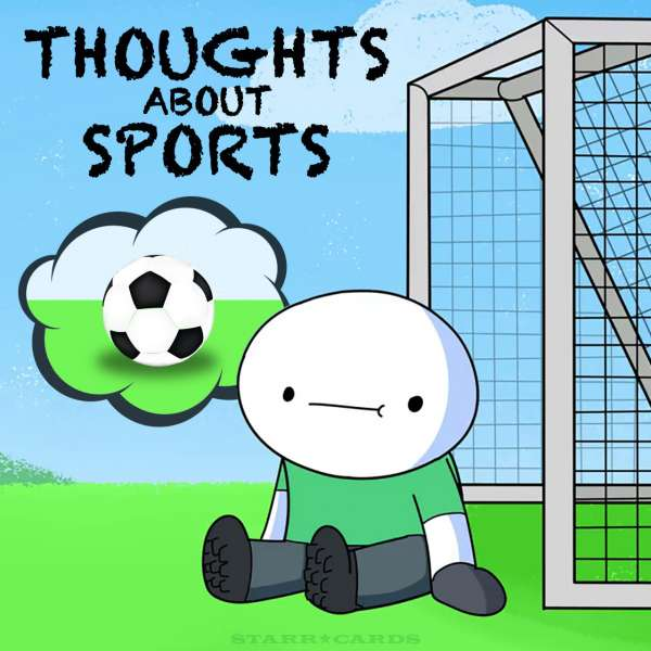 TheOdd1sOut animates his thoughts about sports