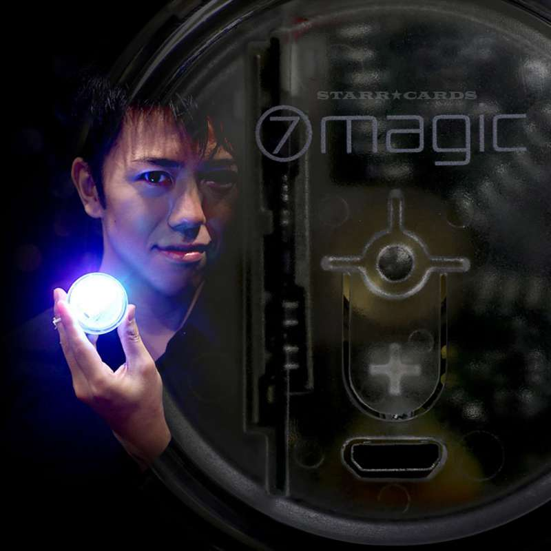 Tomonari Ishiguro (aka Black) makes magic with Cerevo bluetooth-enabled yo-yo